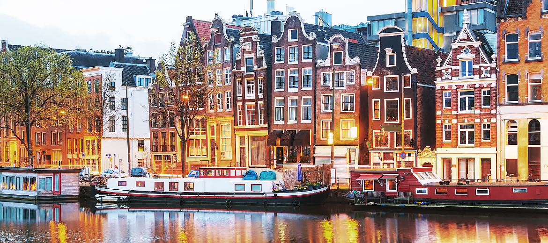 Staedtereise-Amsterdam