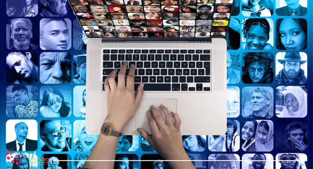 Evènements 100� digital les différents formats pour communiquer en toute sécurité. - COUVERTURE